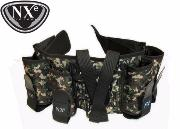 Backpack Nxe digi camo night 4 pots + 1 porte-bouteille