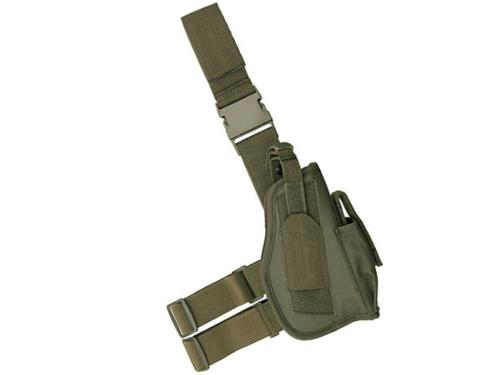 Holster de cuisse tactical - olive