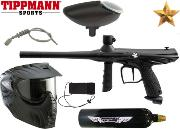 Pack Tippmann Gryphon black Co2