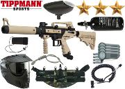 Ranger Pack Tippmann Cronus Tactical black/tan air comprimé