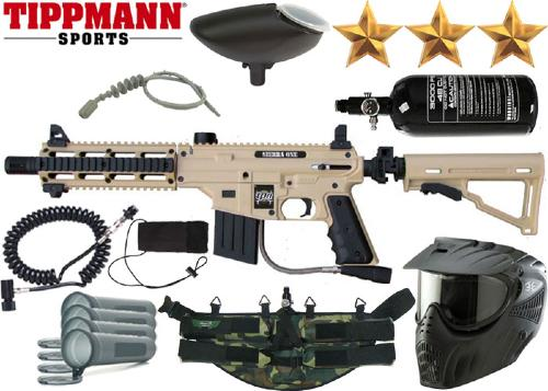 Ranger Pack Tippmann US Army Sierra One tan air comprimé
