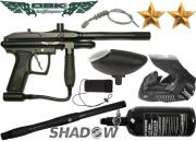 Pack OBK Voodoo Shadow black air comprimé + 500 billes offertes