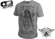 Tee-shirt Planet Eclipse Prism grey