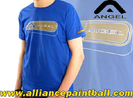 Tee-shirt Angel Tron Royal Blue taille L