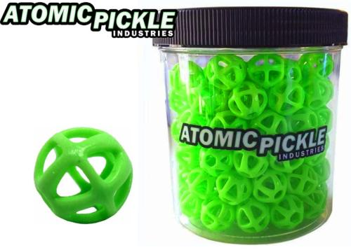 Billes Atomic Pickle Industries Atom6 v2.0 - boîte de 100