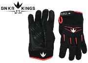 Gants Bunkerking Supreme - Red white - S/M