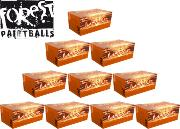 Lot de 10 cartons de 2000 billes Forest Insane