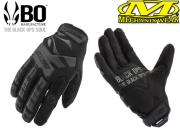 Gants Mechanix / B.O Manufacture MTO Operator black - M