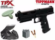 Pack Tippmann TPX V2 Black