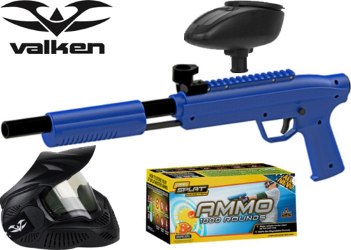 Package Valken Gotcha blue