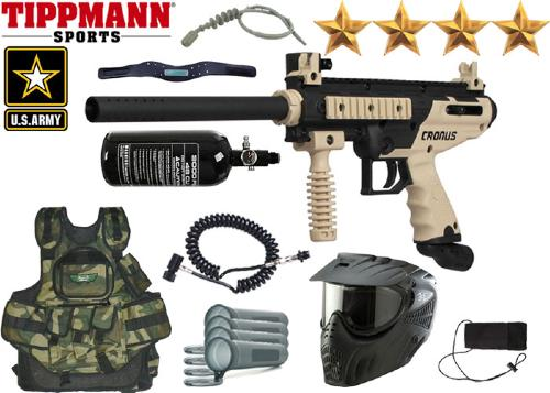 Battle Pack Tippmann Cronus Basic air comprimé