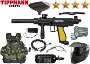 Battle Pack Tippmann FT-12 black yellow air comprimé