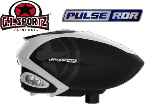 GI Sportz Pulse RDR white