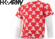 Tee-shirt HK Army AV red - M