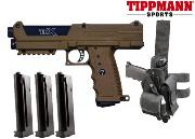 Deluxe Pack Tippmann TPX V2 Coyote Tan