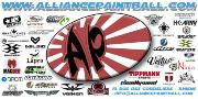 Banniere Alliance Paintball