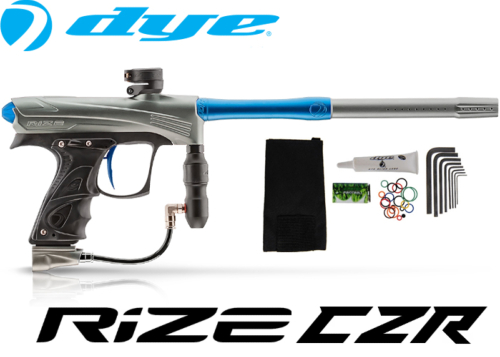 Dye Rize CZR - grey blue