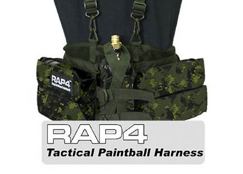 Backpack 4+1 Rap4 avec bretelles de suspension CADPAT