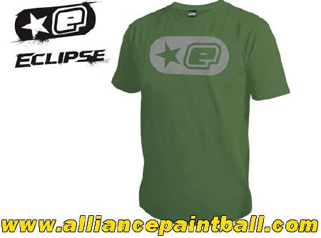 Tee-shirt Planet Eclipse Classic olive