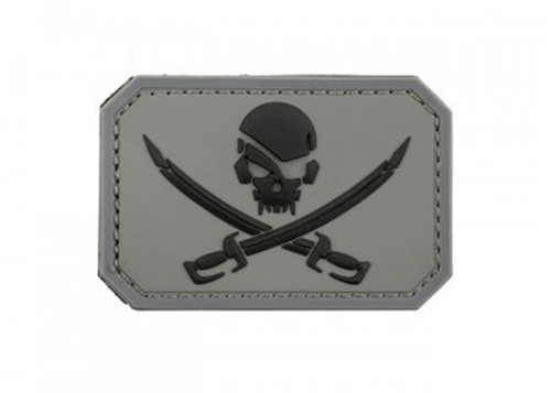 Patch Pirate Olive