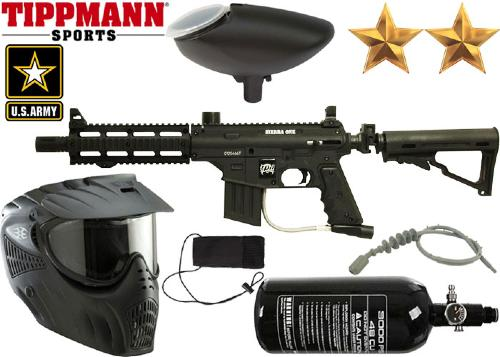 Pack Tippmann US Army Sierra One air comprimé
