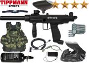 Battle Pack Tippmann FT-12 black air comprimé