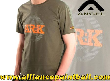 Tee-shirt Angel Ark Green taille XL