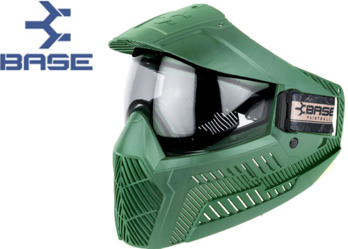 Masque Paintball Base GS-O thermal olive