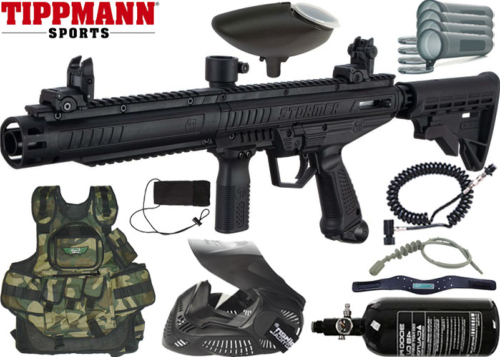 Battle Pack Tippmann Stormer Tactical air comprimé