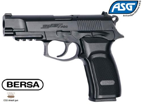 Réplique Airsoft Bersa Thunder 9 Pro GNB Co2