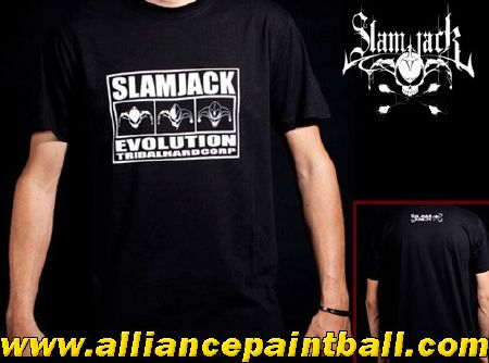 Tee-shirt Slam Jack Evolution