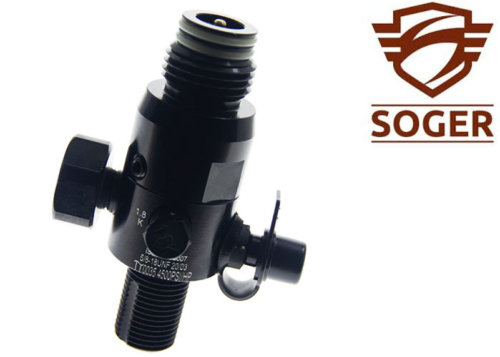Preset 4500 PSI Soger double joint HP