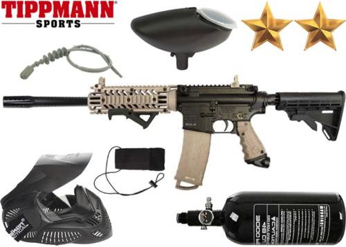 Pack Tippmann TMC Stealth air comprimé