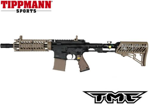 Tippmann TMC black tan Air-Thru
