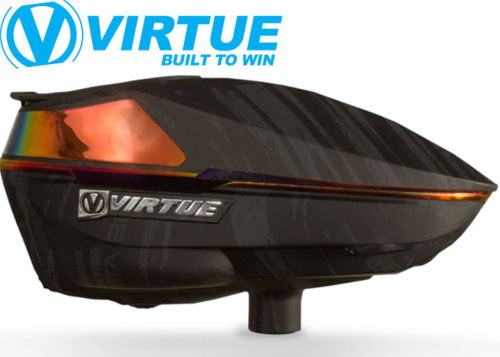 Virtue Spire IV Graphic fire