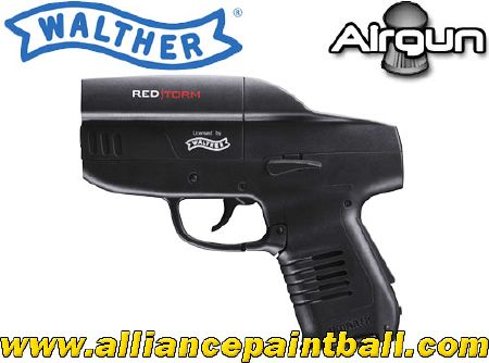 Walther Red Hawk avec point rouge