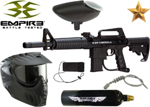 Pack BT Omega E-grip Co2