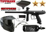 Pack Tippmann Gryphon black air comprimé