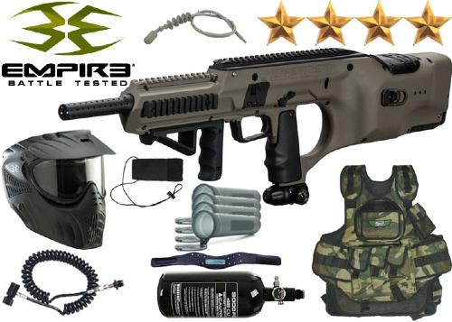 Battle Pack Empire BT D'Fender dark earth air comprimé