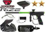 Pack Proto Rize Maxxed black lime air comprimé