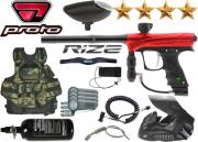 Battle Pack Proto Rize red air comprimé