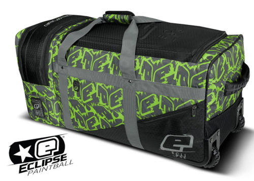 Planet Eclipse GX2 Classic Kitbag - fighter green
