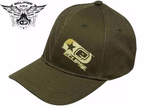 Casquette Planet Eclipse Hunter olive