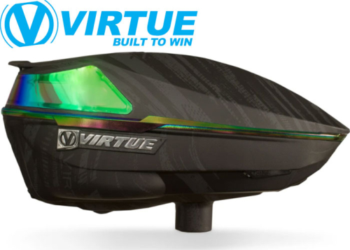 Virtue Spire IV Graphic emerald