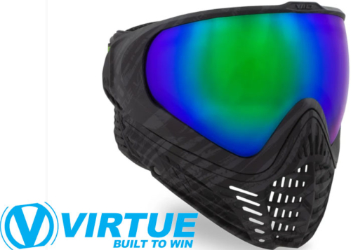 Virtue VIO Contour 2 - Graphic Black Emerald
