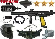 Ranger Pack Tippmann FT-12 black yellow air comprimé