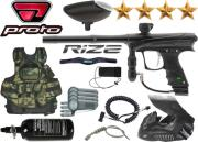 Battle Pack Proto Rize black air comprimé