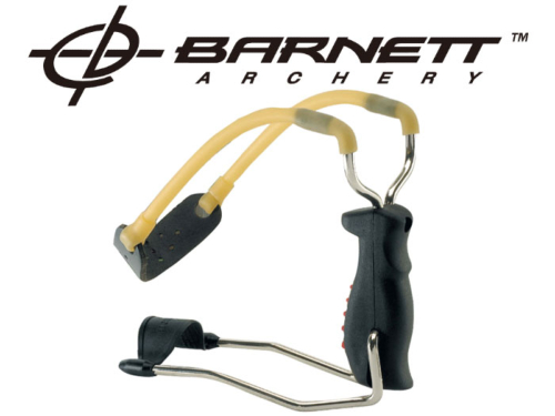 Lance-pierres Barnett Black Widow