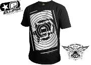 Tee-shirt Planet Eclipse Spiro black