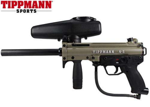 Tippmann A5 Dark Earth